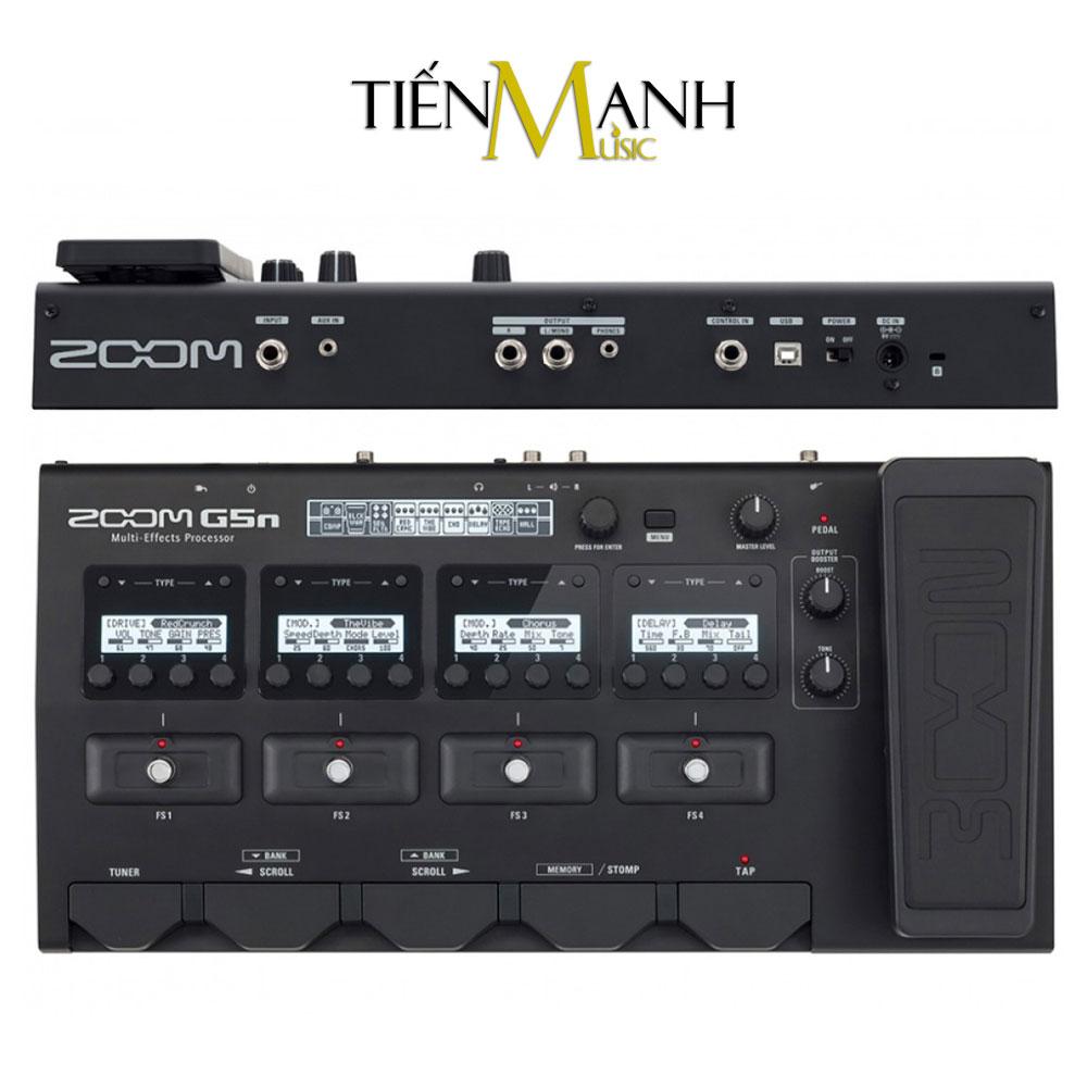 Phơ Guitar Zoom G5n