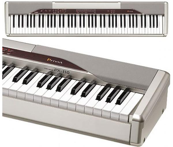 Đàn Piano Điện Casio PX110
