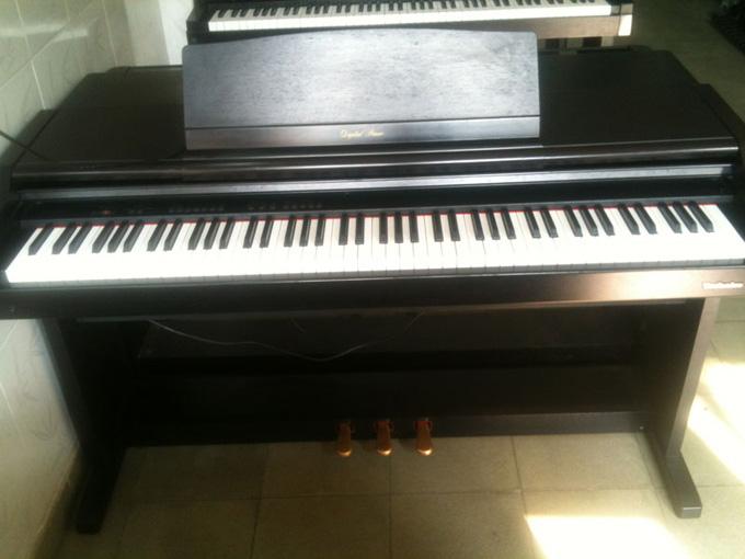 Đàn Piano Điện Technics PX55