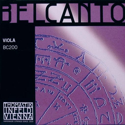Viola Strings Thomastik-Belcanto BC200
