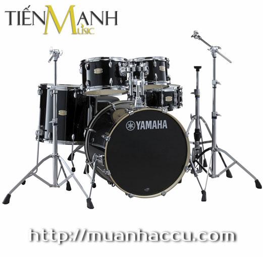 Trống Yamaha Drum STAGE CUSTOM SBP2F5 (Đen)