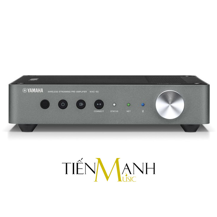 Yamaha WXC-50 Wireless Streaming Amplifiers.