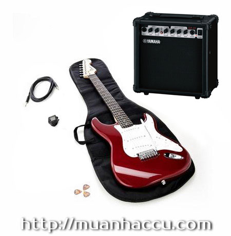 Yamaha Electric Guitar Package EG112GPII