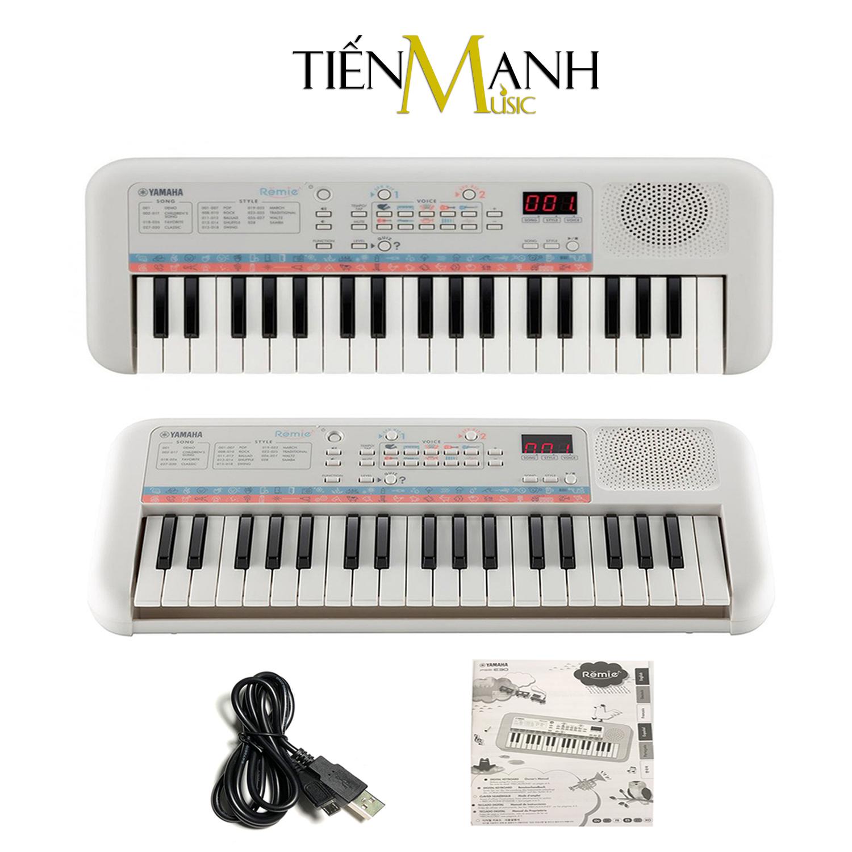 Đàn Organ Mini Yamaha PSS-E30 Phím Cảm Ứng Lực Flexible