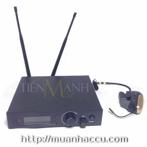 Bộ thu phát Microphone UHF TW3500
