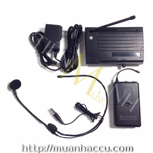 Bộ thu phát Microphone UHF TW6200/HE-71