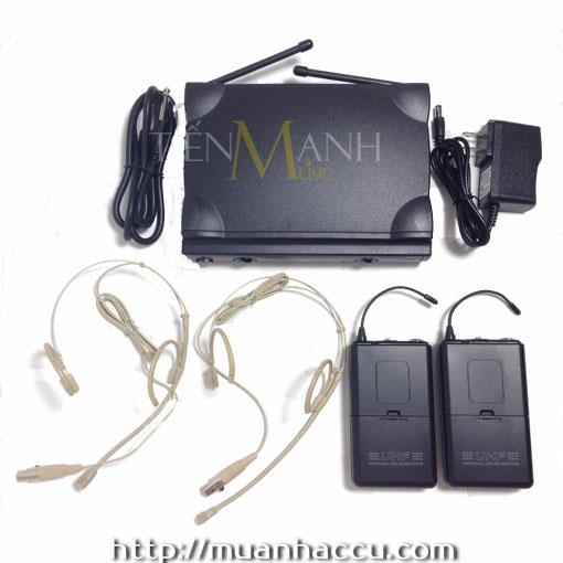 Bộ thu phát Microphone UHF TW6300/HE-81S9