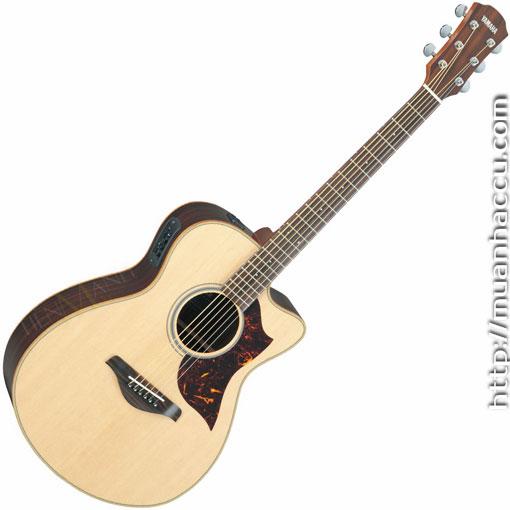 Đàn Guitar Acoustic Yamaha AC1R (Có EQ)