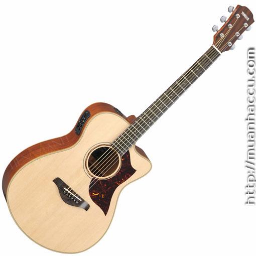 Đàn Guitar Acoustic Yamaha AC3M (Có EQ)