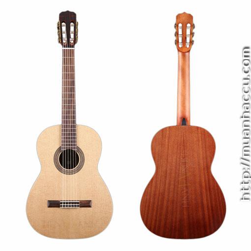 Đàn Guitar Classic Diana C-15S NS