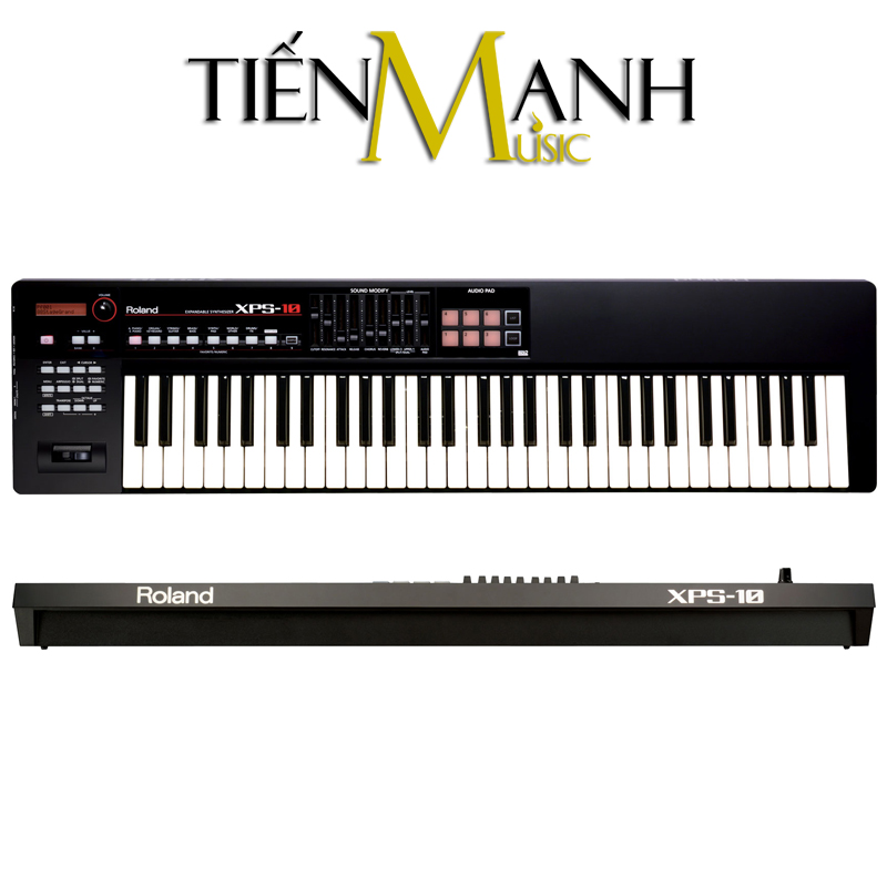 Đàn Organ Roland XPS-10 (Expandable Synthesizer - Midi Keyboard Controllers)
