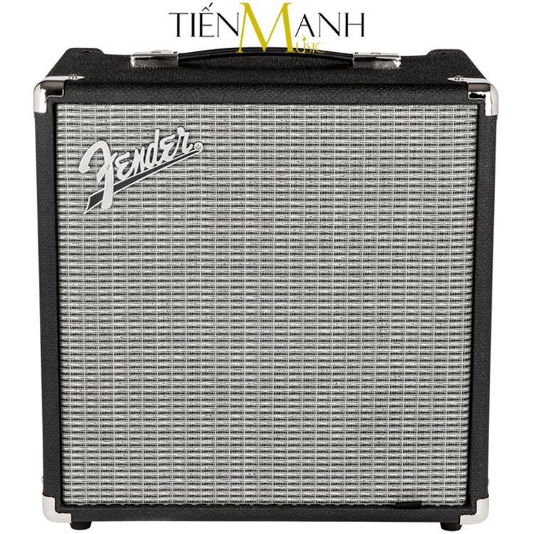 Amplifier Guitar Bass Fender Rumble 25 V3 230V EUR