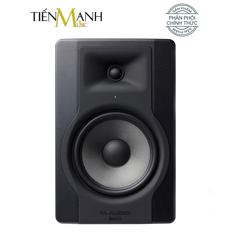 Loa Kiểm Âm M-Audio BX8 D3 - Studio Monitor Speaker for Music Production