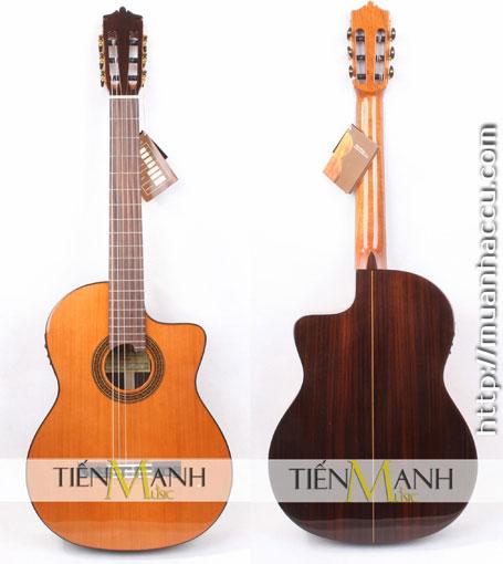 Đàn Guitar Classic Martinez MCG-65C CE