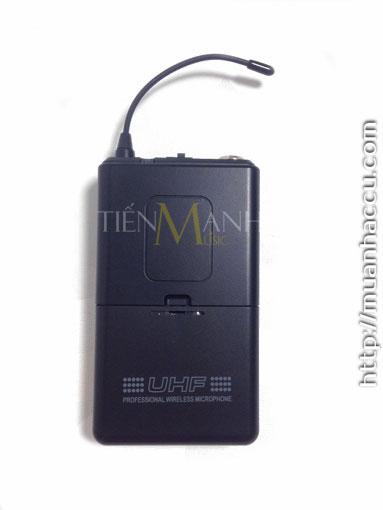 Bộ thu phát Microphone UHF TW6200/HE-81S9