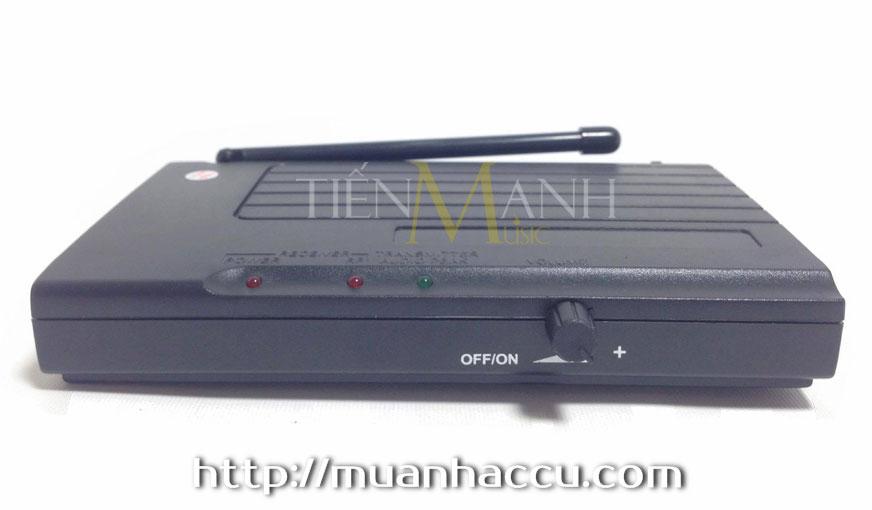 Bộ thu phát Microphone UHF TW6200/IM-80