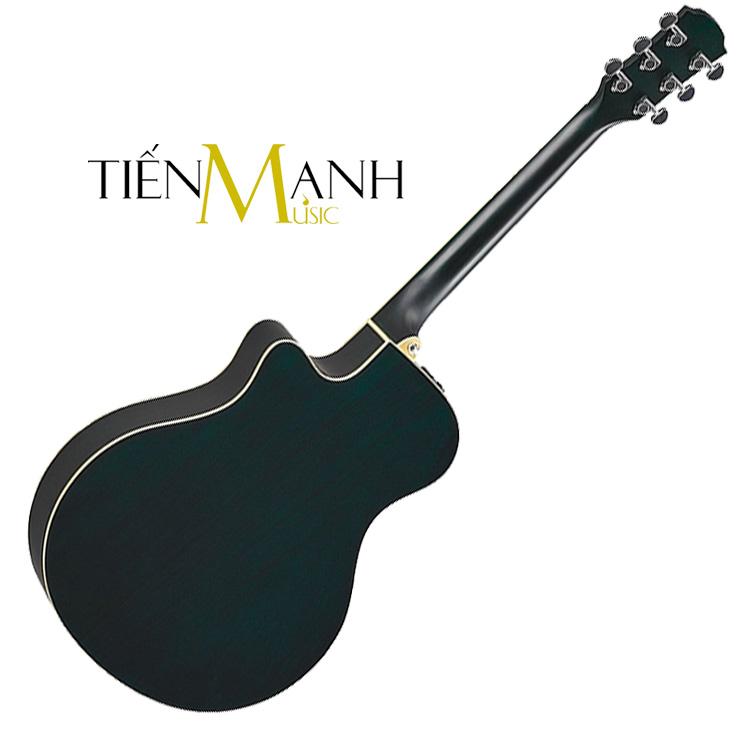 Đàn Guitar Acoustic Yamaha APX600OBB (Có EQ)