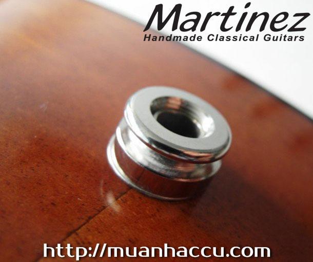 Martinez Classic Guitar MCG-40CCE (EQ)