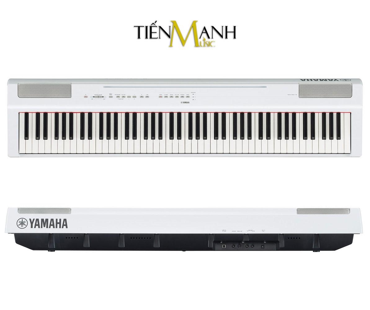 Đàn Piano Điện Yamaha P-125WH