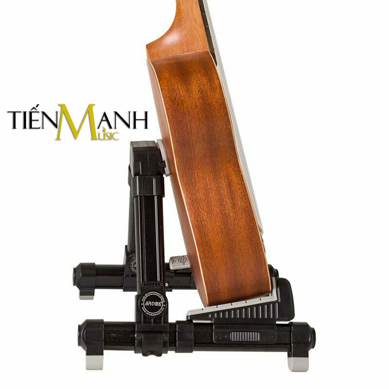 Giá Để Đàn Ukulele, Violin, Mandolin Aroma AUS-08 (Bạc)
