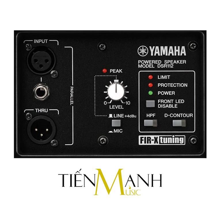 Loa Yamaha DSR112 Loa Chủ Động 2 Chiều 12