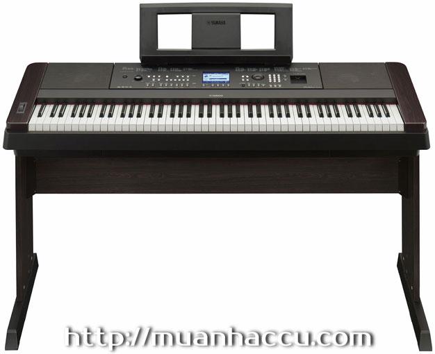 Yamaha Digital Piano DGX-660B-W
