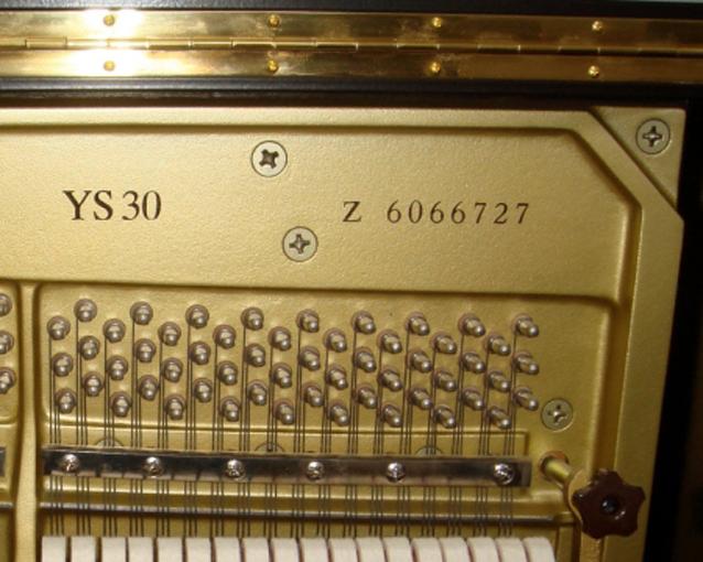 Đàn Piano Yamaha YS30Z