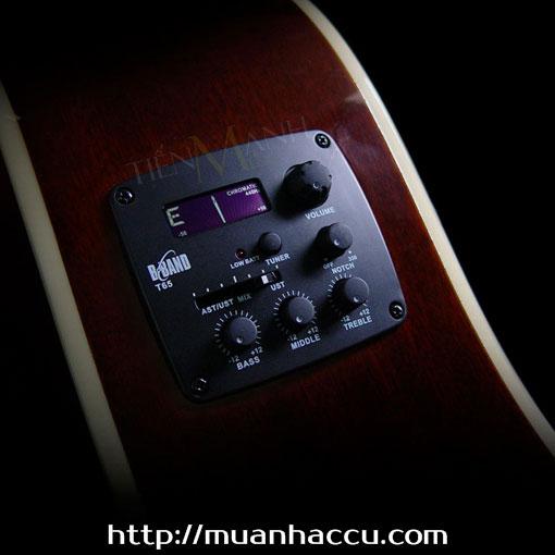 EQ Guitar B-Band T65X