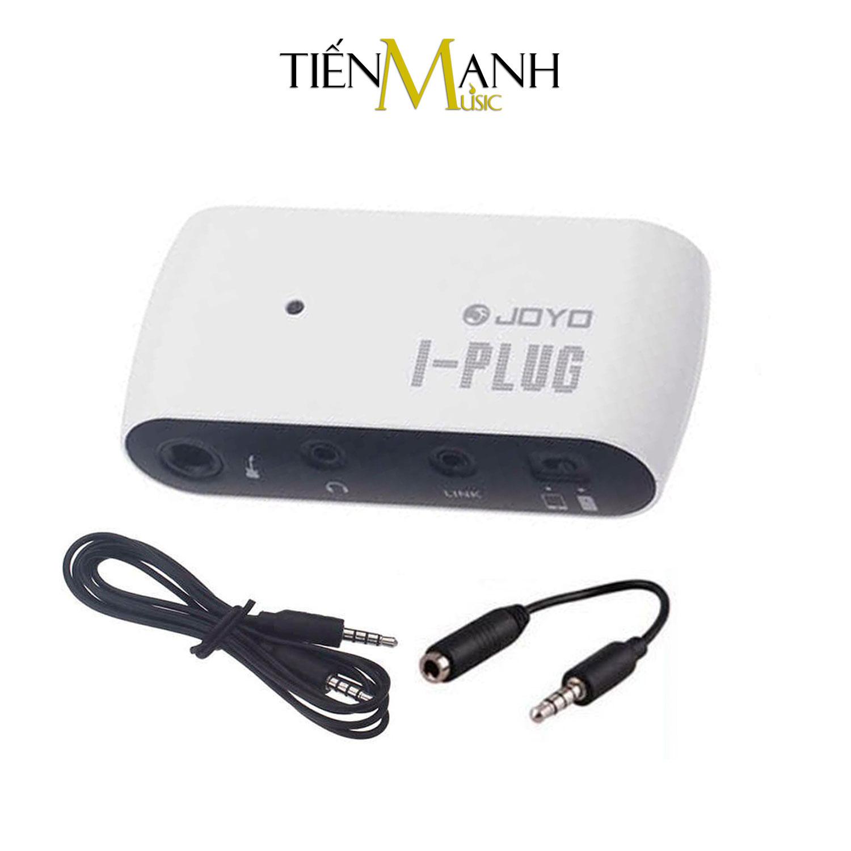 Joyo I-Plug - Bộ thu âm Live Stream iRig cho điện thoại - Amplifier khuếch đại âm thanh