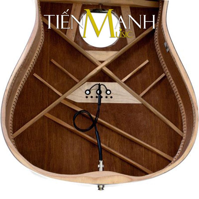 K-K Sound Pure Mini Acoustic Guitar Pickup (Bộ thu âm Đàn Ghi-ta)
