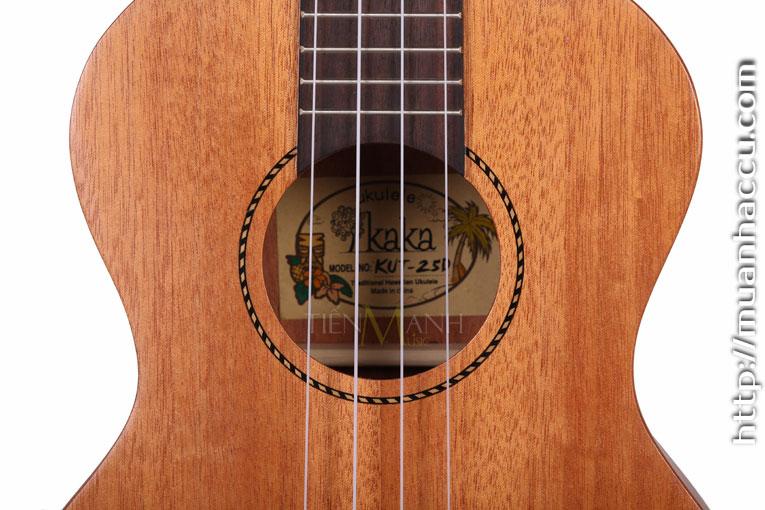Đàn Ukulele Kaka Concert KUC-25D