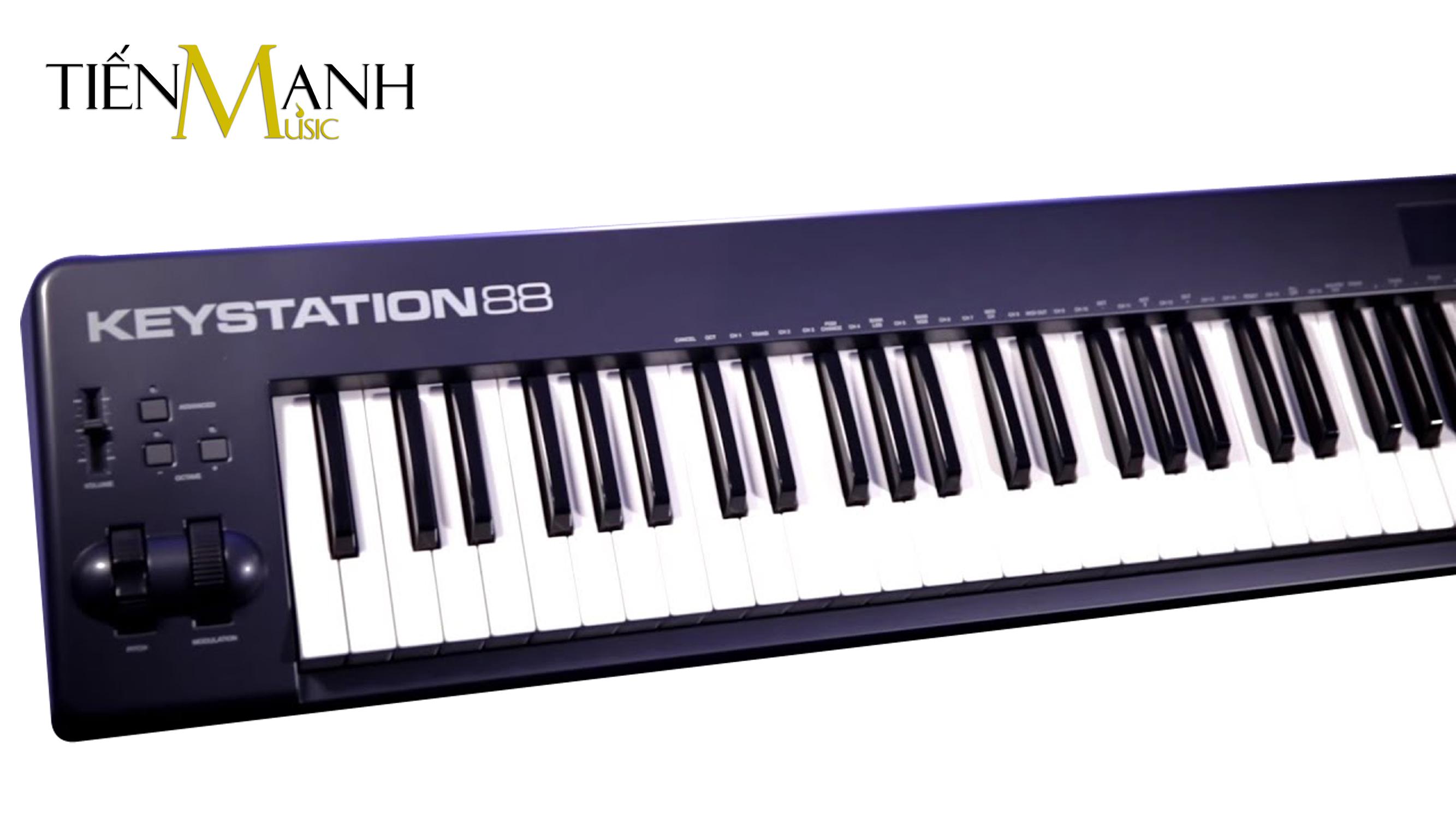 M-Audio Keystation88 MIDI Controller