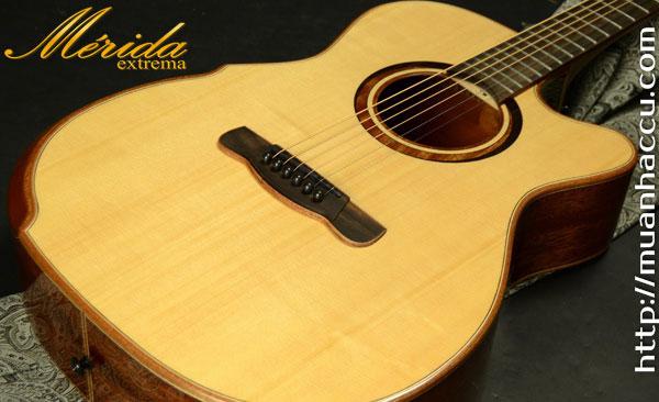 Merida Acoustic Guitar C-35OMC