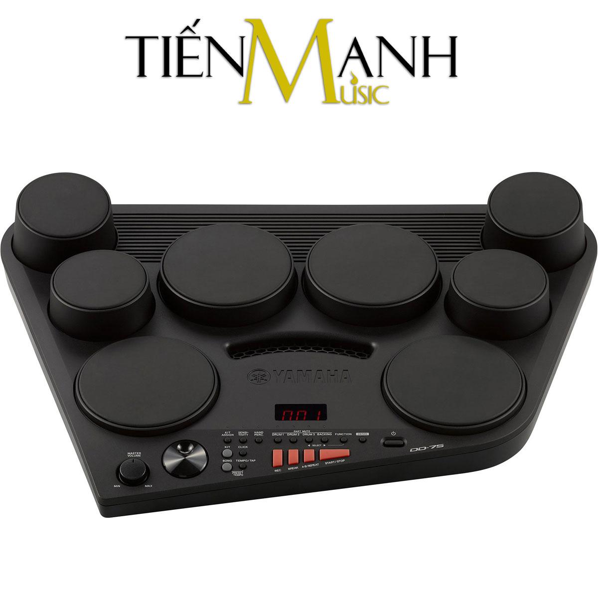 Bộ Trống điện tử Yamaha DD75 (Portable Digital Drums DD-75)