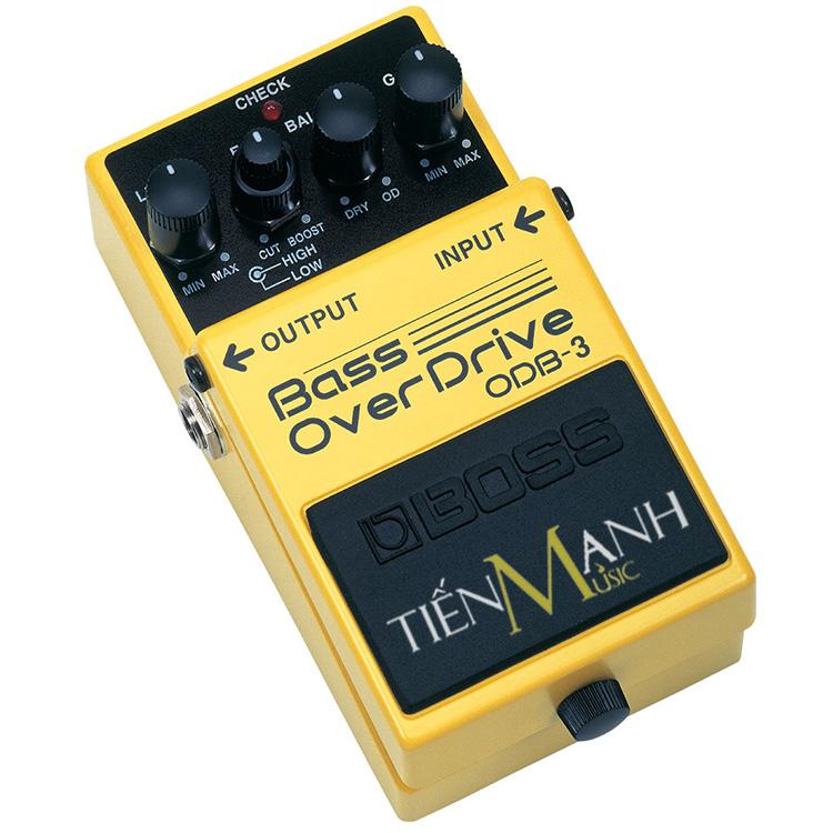 Phơ Guitar Boss ODB-3