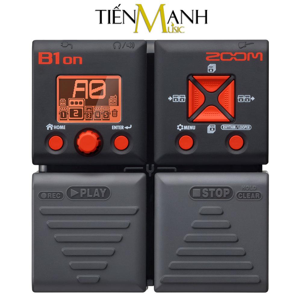Phơ Guitar Bass Zoom B1on