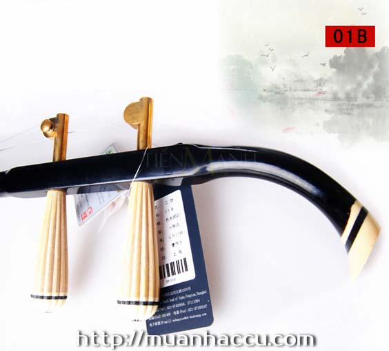 Đàn Nhị Đôn Hoàng Thượng Hải Trung Quốc 01B