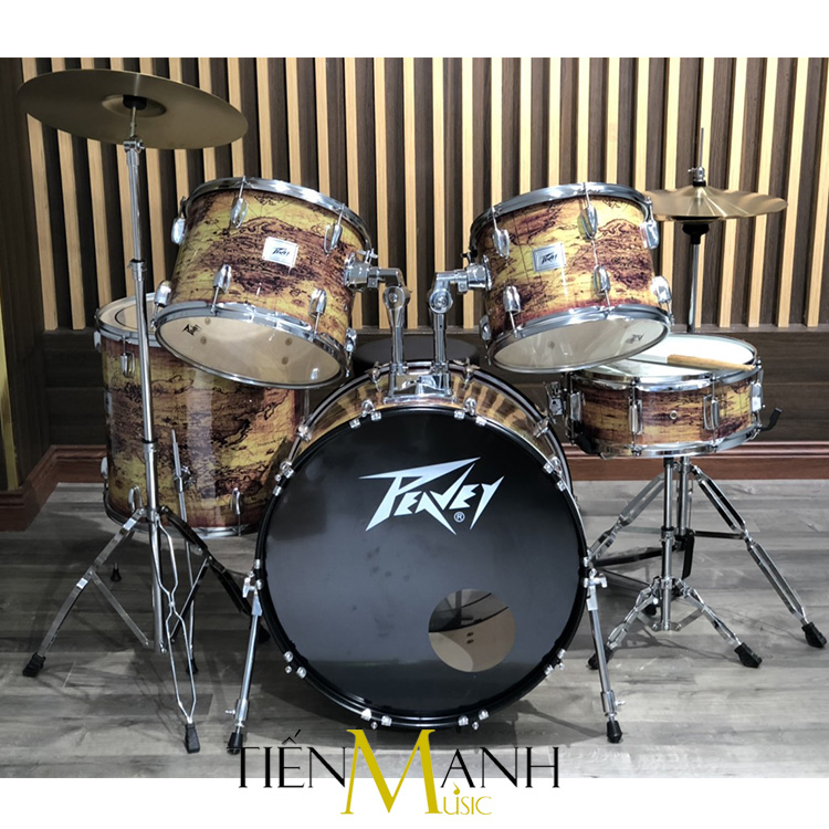 Bộ Trống Cơ Peavey Jazz Drum TMD-PCY5