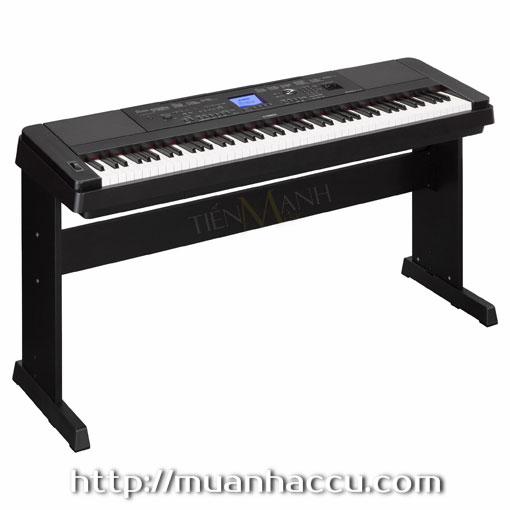 Đàn Piano Điện Yamaha DGX-660B