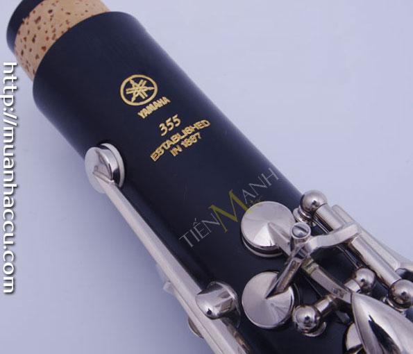 Kèn Clarinet Yamaha YCL-355