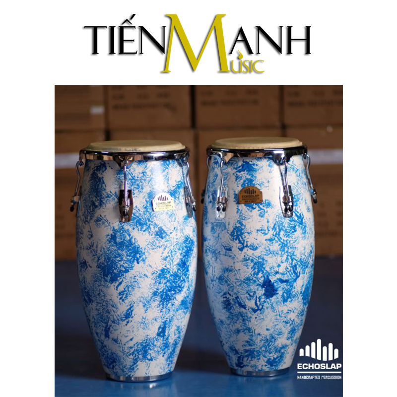 Trống Congas Echoslap CS1011-MB(DS)(Made In Thailand)